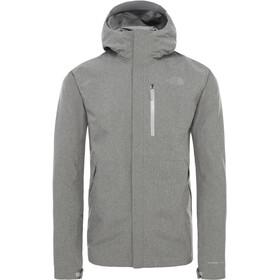 The North Face Dryzzle FutureLight Chaqueta Hombre, TNF medium grey heather